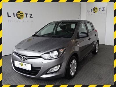 gebraucht Hyundai i20 1,25 Life, 85 PS, 5 Türen, Schaltgetriebe