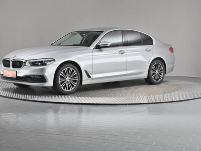 gebraucht BMW 520 5 Serie d Sport Line xDrive Aut.
