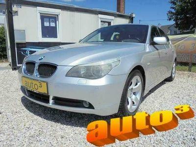 gebraucht BMW 520 5er-Reihe (E60) Österreich-Paket