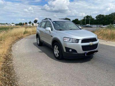 gebraucht Chevrolet Captiva NAVI + NEUES PICKERL