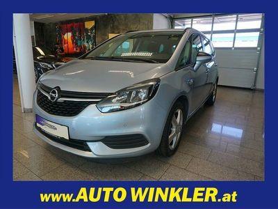 gebraucht Opel Zafira 1,6 CDTI Edition Businesspaket/Navi