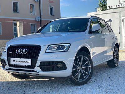 gebraucht Audi Q5 2,0 TDI quattro sport S-tronic 3xS line SUV / Geländewagen