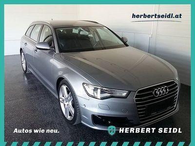gebraucht Audi A6 Avant 3,0 TDI clean Diesel Quattro S-tronic **ANH