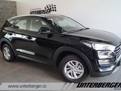 gebraucht Hyundai Tucson 1,6 CRDI 4WD Level 4 DCT Aut. SUV / Geländewagen,