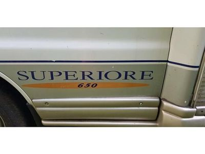 brugt Fiat Ducato Wohnmobil