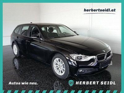 gebraucht BMW 320 d Touring EfficientDynamics *LED / NAVI*