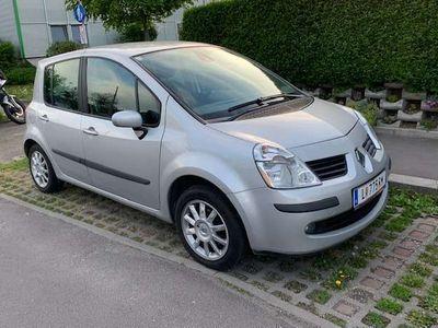 gebraucht Renault Modus Exception 1,2 16V Klein-/ Kompaktwagen