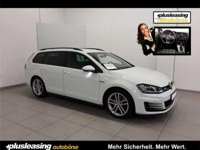 gebraucht VW Golf Variant 2,0 GTD DSG