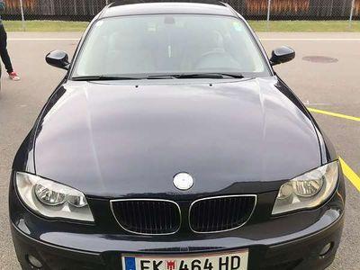 gebraucht BMW 118 1er-Reihe d vorgeführt bis 5/2020+4 Klein-/ Kompaktwagen