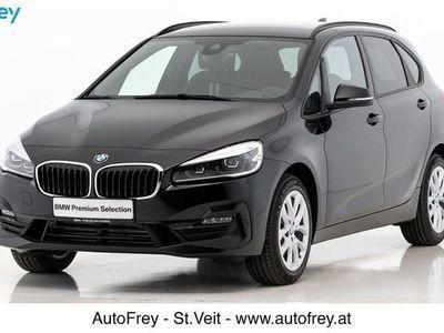 gebraucht BMW 218 Active Tourer d xDrive