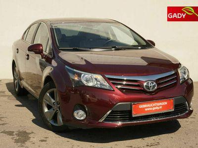 gebraucht Toyota Avensis 20 D-4D 125 DPF Premium