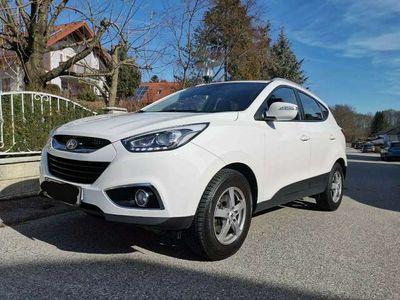gebraucht Hyundai ix35 1,7 CDRi SUV / Geländewagen
