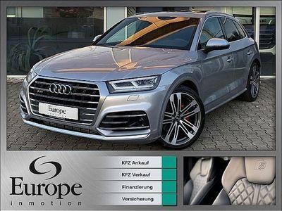 gebraucht Audi SQ5 Q53,0 TFSI quattro S-tronic / ACC / Matrix LE... SUV / Geländewagen,