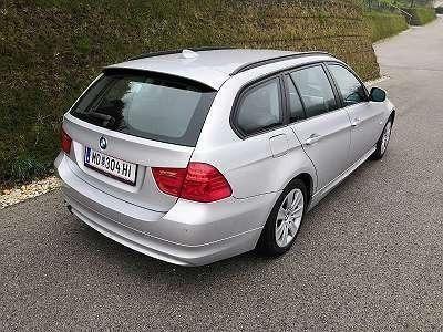 gebraucht BMW 318 3er-Reihe d Klein-/ Kompaktwagen