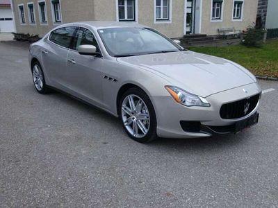 gebraucht Maserati Quattroporte GTS sehr selten !!!
