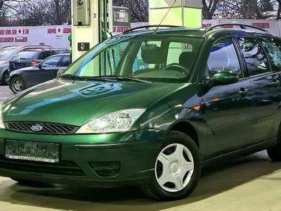 gebraucht Ford Focus Traveller Ambiente 1,8 TDdi 1-Besitz ==KEINE EMAILS== Kombi / Family Van