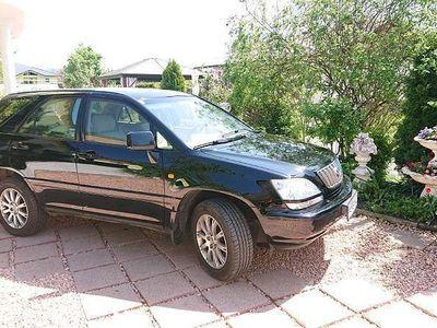 gebraucht Lexus RX300 SPORT LIMITED EDITION SUV / Geländewagen,