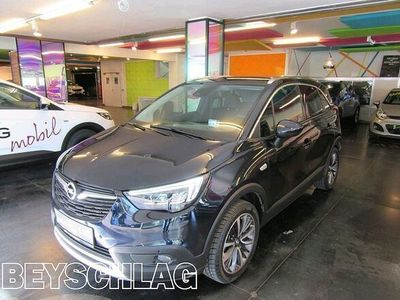 gebraucht Opel Crossland X 1,2 Turbo Direct Injection Ultimate St./St Aut