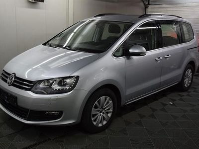gebraucht VW Sharan 2,0 TDI DSG / FACELIFT / NAVI / STANDHEIZUNG
