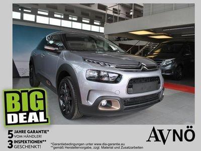 gebraucht Citroën C4 Cactus PureTech 110 SS EAT6 Shine Navi Automati