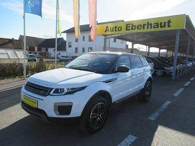 gebraucht Land Rover Range Rover evoque Pure 2,0 TD4 *R-Kamera *Navi SUV / Geländewagen,