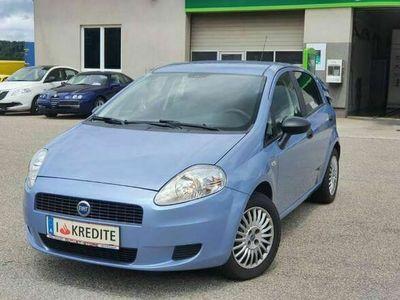 gebraucht Fiat Grande Punto 1,4 - Klima - Euro 4 - Fahrbereit - Serviceheft !!