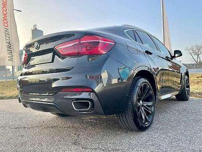 gebraucht BMW X6 xDrive40d M Paket TOP Ausst. Tausch mgl.