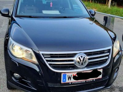 gebraucht VW Tiguan 2,0 TDI CR DPF 4Motion Sport