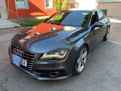 gebraucht Audi A7 3.0 bitdi Sportwagen / Coupé
