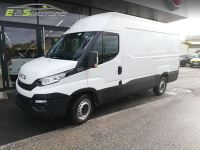 gebraucht Iveco Daily Kastenwagen L3H2 35S16A8 Automatik!