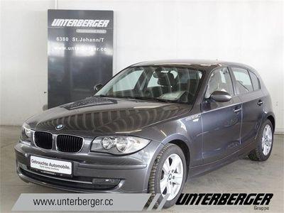 gebraucht BMW 118 1er-Reihe d Österreich-Paket Limousine,