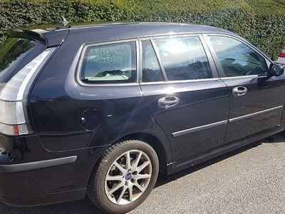 gebraucht Saab 9-3 Vector Kombi 2-0L Turbo 175ps Kombi / Family Van