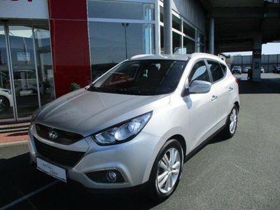 gebraucht Hyundai ix35 Premium 2,0 CRDi 4WD MT 834i