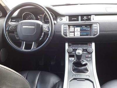 gebraucht Land Rover Range Rover evoque 2,2TD$ SUV / Geländewagen