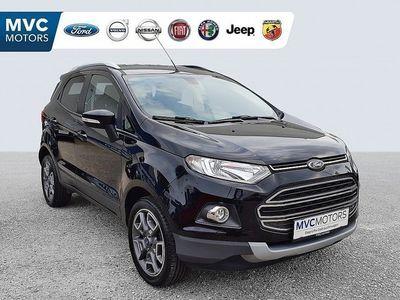 gebraucht Ford Ecosport 1,0 EcoBoost Titanium SUV / Geländewagen,