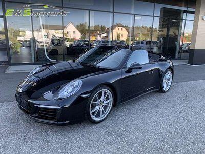 gebraucht Porsche 911 Carrera 4 Cabriolet Cabrio PDK/Lift/Sport/PDLS+/ / Roadster