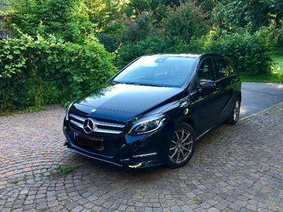 gebraucht Mercedes B200 B-KlasseCDI Aut. Limousine