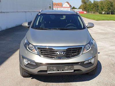 gebraucht Kia Sportage Active 2,0 CRDi 4WD DPF Aut. Nur 36500KM SUV / Geländewagen