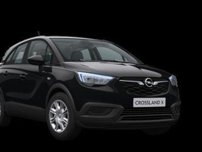 gebraucht Opel Crossland X Edition, 1.5 CDTI BlueInjection, Start/Stop, 75 kW (102 PS)