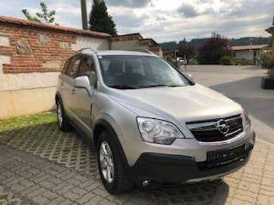 gebraucht Opel Antara 2.0 CD TI SUV / Geländewagen