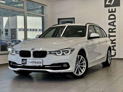 gebraucht BMW 320 320 d xDrive Touring Sport Line Aut.