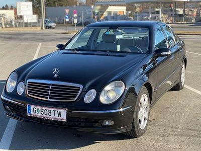 gebraucht Mercedes E320 Avantgarde Sport CDI Aut.