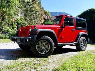gebraucht Jeep Wrangler Rubicon 2,8 CRD Aut.