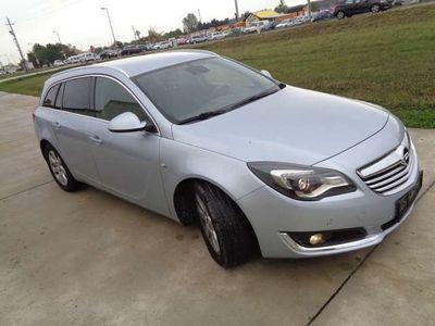gebraucht Opel Insignia ST 2,0CDTI NEUES MODELL Netto:5999Eur Navi Led