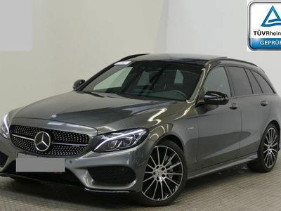 usata Mercedes C43 AMG AMG (S205)T 4MATIC Aut. AMG Distronic Nachtp Panorama