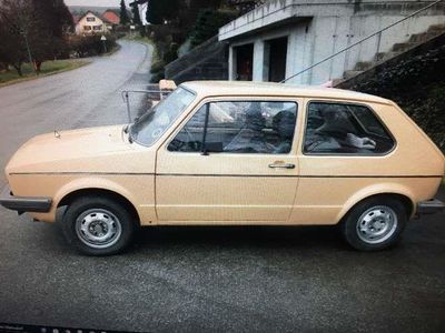 brugt VW Golf GL