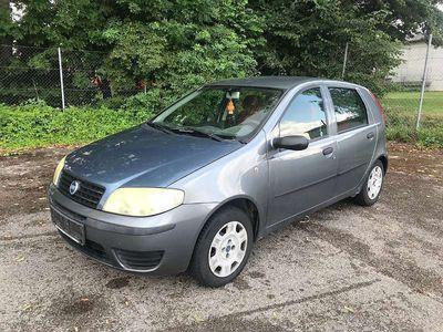 used Fiat Punto 1,2 Italia Klein-/ Kompaktwagen,