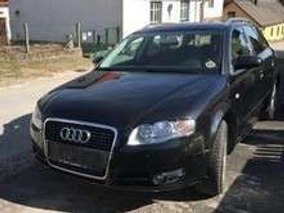 brugt Audi A4 2,0 TDI Kombi / Family Van,