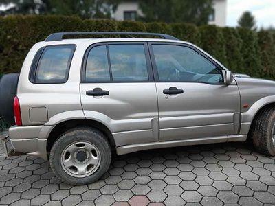 gebraucht Suzuki Grand Vitara Vitara2,0 TD AT, Type:FT SUV / Geländewagen