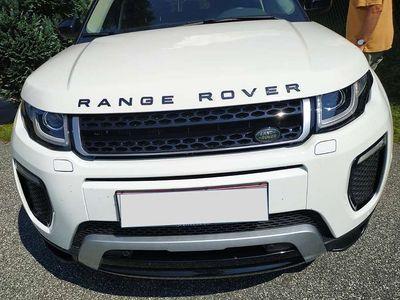 gebraucht Land Rover Range Rover evoque EvoqueSE Dynamic 2,0 TD4 Aut.